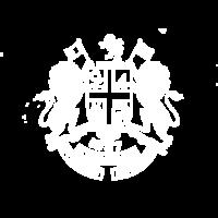 Chamber logo white